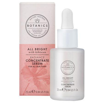 Botanics All Bright Radiance Concentrate Serum 1 oz