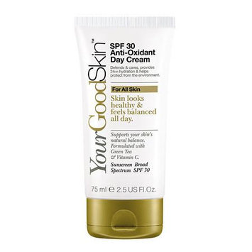 YourGoodSkin SPF30 Anti-Oxidant Day Cream Single Count - 2.5 oz.