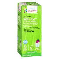 Walgreens Wal-Zyr Children's Sugar-Free Dye-Free Liquid Grape