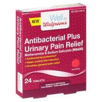 Walgreens Antibacterial Plus Urinary - 24 ea