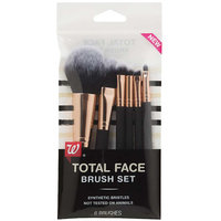 Walgreens Beauty Total Face Brush Set - 1 ea