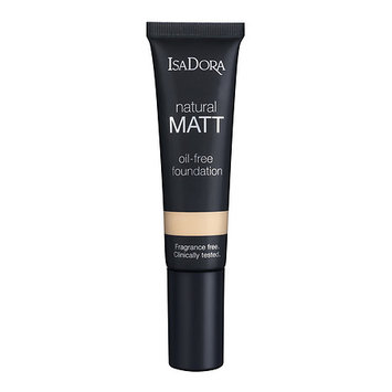 IsaDora Natural Matt Oil-free Foundation - 1.18 fl. oz.