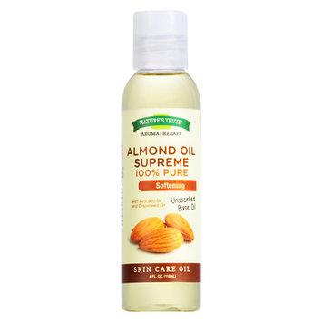 Nature's Truth Supreme Blend Oil Almond - 4 oz.