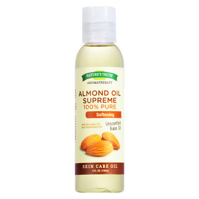 Nature's Truth Supreme Blend Oil Almond - 4 oz.