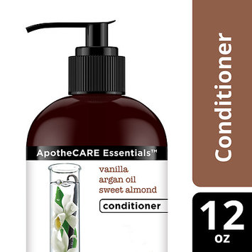 ApotheCARE Essentials The Replenisher Vanilla Argan Oil Sweet Almond Conditioner 12 oz