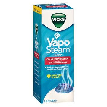 Vicks Vapo Steam Cough Suppressant - 8.0 fl oz, 8floz