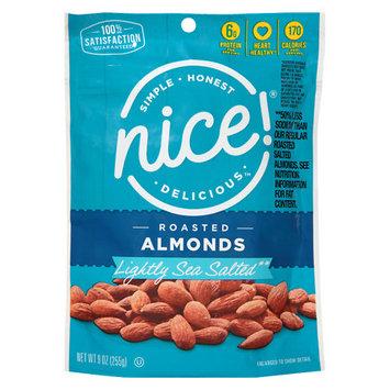 N'ice Nice! Lightly Salted Almonds - 9 oz.