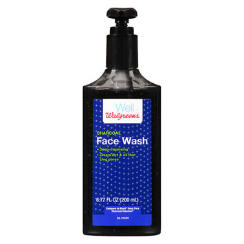 Well at Walgreens Deep Cleansing Charcoal Wash