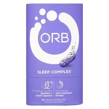 Orb Sleep Complex Liquid Capsules, 30 Ct