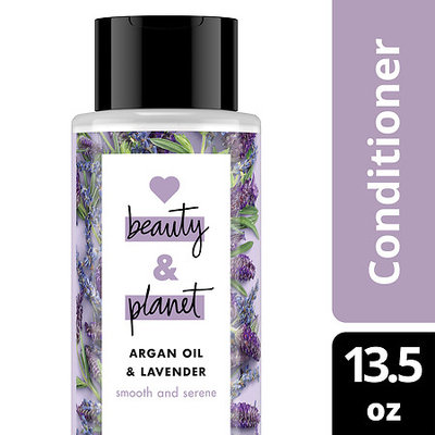 Love Beauty And Planet Smooth and Serene Argan Oil & Lavender Conditioner