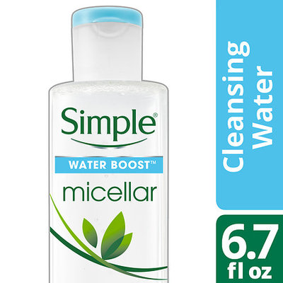 Simple Water Boost Micellar Water