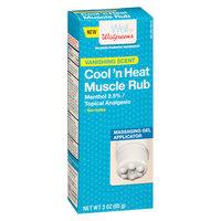 Walgreens Cool N Heat No Mess Muscle Rub - 3 oz.