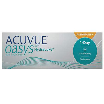 Acuvue Oasys 1-Day For Astigmatism 30 Pack - 1 ea