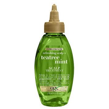OGX Tea Tree Mint Extra Strength Scalp Treatment - 4 oz.