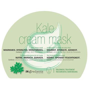 Masquebar iN. gredients Kale Cream Mask - Kale
