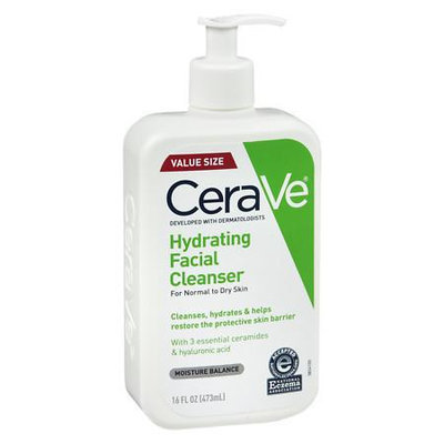 CeraVe Hydrating Cleanser - 16 oz.
