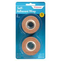 Walgreens Self-Adherent Wrap; 2 in x 5 yds - 2 ea