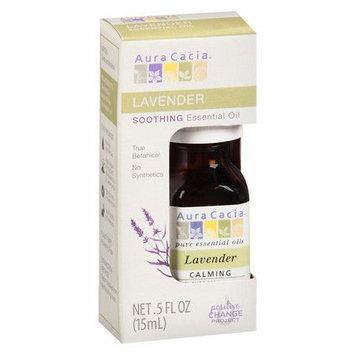 Aura Cacia Essential Oil Lavender - 0.5 oz.