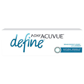 1-Day Acuvue Define 30Pk, Natural Sparkle - Contact Lens