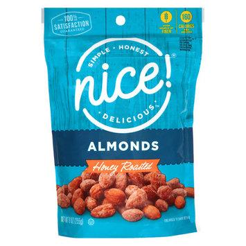 N'ice Nice! Almonds Honey Roasted - 9 oz.