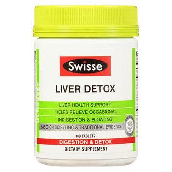 Swisse Ultiboost Liver Detox - 180 ea