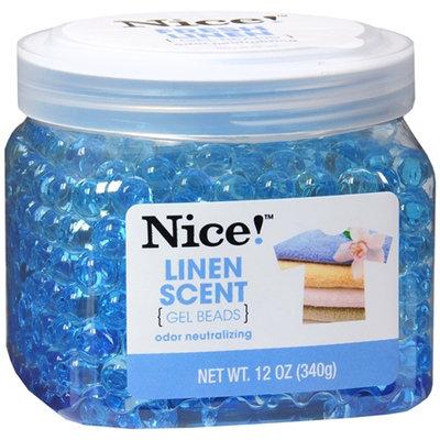 N'ice Nice! Odor Neutralizing Gel Beads Linen Scent - 12 oz.