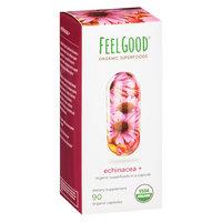 Feel Good Superfoods Organic Echinacea - 90 ea