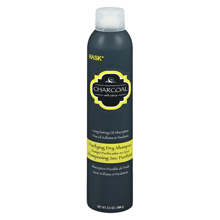 Hask Purifying Dry Shampoo Charcoal - 6.5 oz.