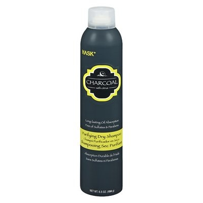 Hask Purifying Dry Shampoo Charcoal - 6.5 oz.