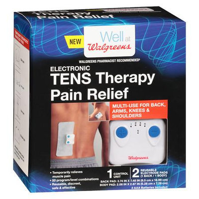 Walgreens TENS Therapy Unit With 2 Pads Set - 1 ea