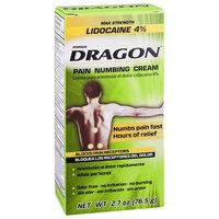 Pomada Dragon Dragon Cream External Analgesic with Lidocaine - 2.7oz