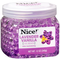 N'ice Nice! Odor Neutralizing Gel Beads Lavender Vanilla - 12 oz.