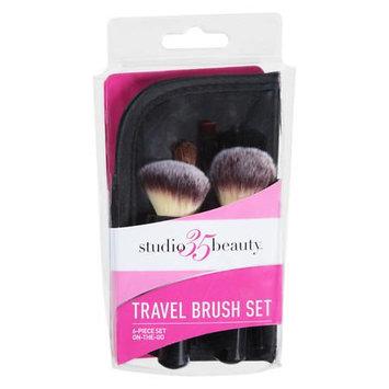 Studio 35 Beauty Travel Brush Set - 1 set