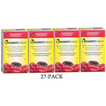 Nestle Diabetishield Nutritional Drink Berry - 8 oz.