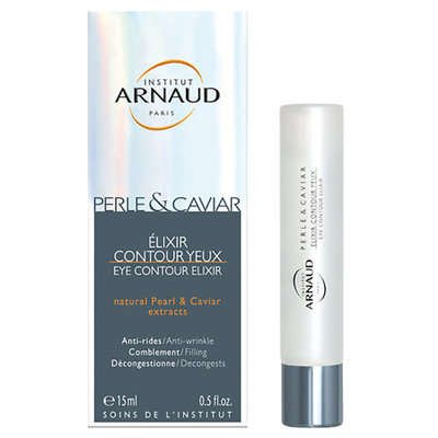 Institut Arnaud Paris Perle & Caviar - Pearl & Caviar Eye Contour Elixir - 0.5 oz.