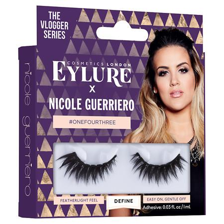 Eylure X The Vlogger Series #ONEFOURTHREE, Small, 1 pk - 1 ea