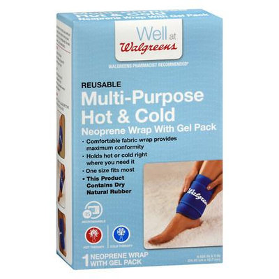 Walgreens IceHeat Multi-Wrap With Gel Packet - 1 ea