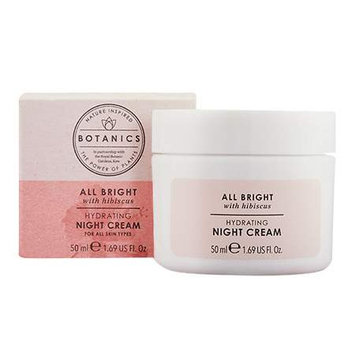 Boots Botanics All Bright Night Cream 1.69 oz