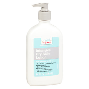 Walgreens Intensive Dry Skin Lotion - 14 oz.