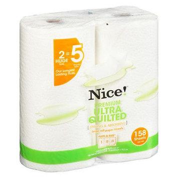 N'ice Nice! Paper Towels - 158 sh