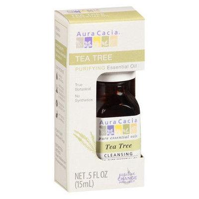 Aura Cacia Essential Oil Tea Tree - 0.5 oz.
