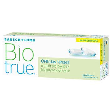 BioTrue ONEday Presbyopia 30 Pk Contact Lens