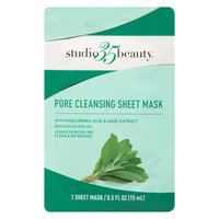 Studio 35 Pore Cleansing Sheet Mask - 0.5 oz.
