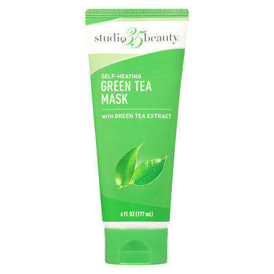 Studio 35 Self Heating Green Tea Mask - 6 oz.