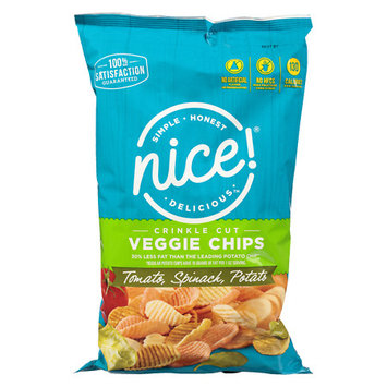 N'ice Nice! Veggie Chips - 7 oz.