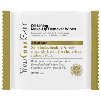 YourGoodSkin Oil-Lifting Make Up Remover Wipes - 30 ea