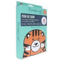 The Creme Shop Perk up, Skin! Tiger Face Mask - Collagen - 4.25 oz.