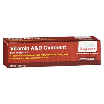 Walgreens A & D Ointment First Aid - 4 oz.