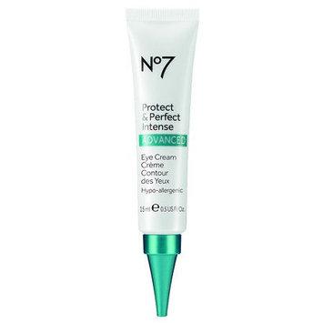 No7 Men's Protect & Perfect Intense Advanced Eye Cream - 0.5 oz.