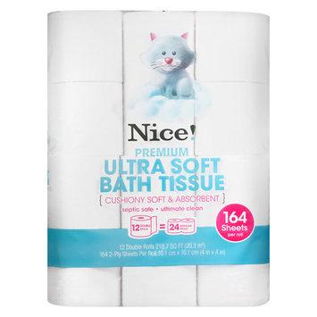 N'ice Nice! Bath Tissue, Double Rolls - 1968 sh